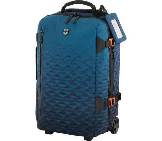 VICTORINOX VX TOURING WHEELED GLOBAL CARRY ON DARK TEAL