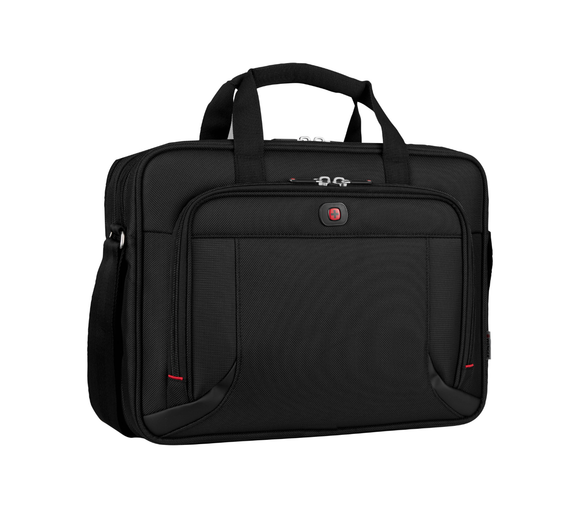 WENGER PROSPECTUS 16 INCH LAPTOP BRIEF BLACK
