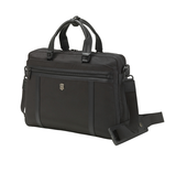 VICTORINOX WERKS PRO 2 EXPANDABLE 13 LAPTOP BRIEF BLACK
