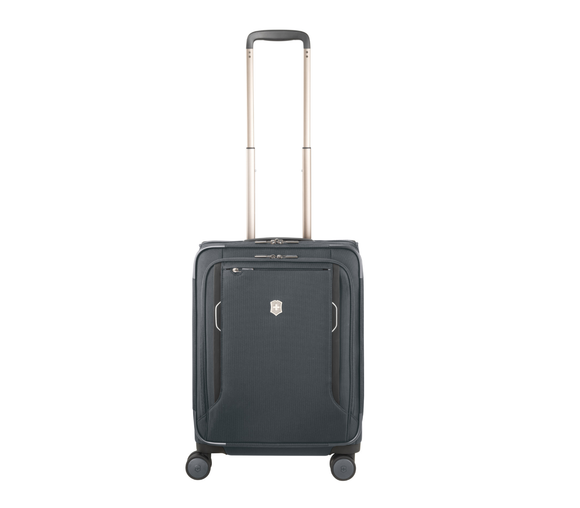 VICTORINOX WERKS TRAVELER 6 SOFTSIDE GLOBAL CARRY ON GREY