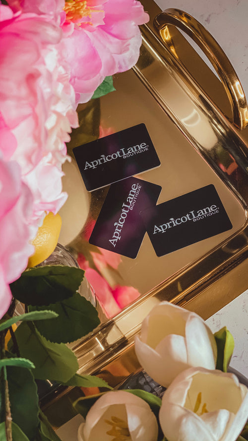 Apricot Lane Boutique Giftcard