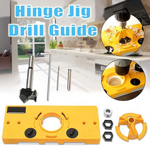 LuckyLife Concealed Hinge Jig