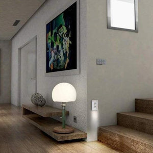 Smart LED Sensor Wall Outlet Cover