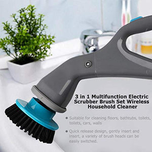 LuckyLife Electric Powerful Cleaning Brush