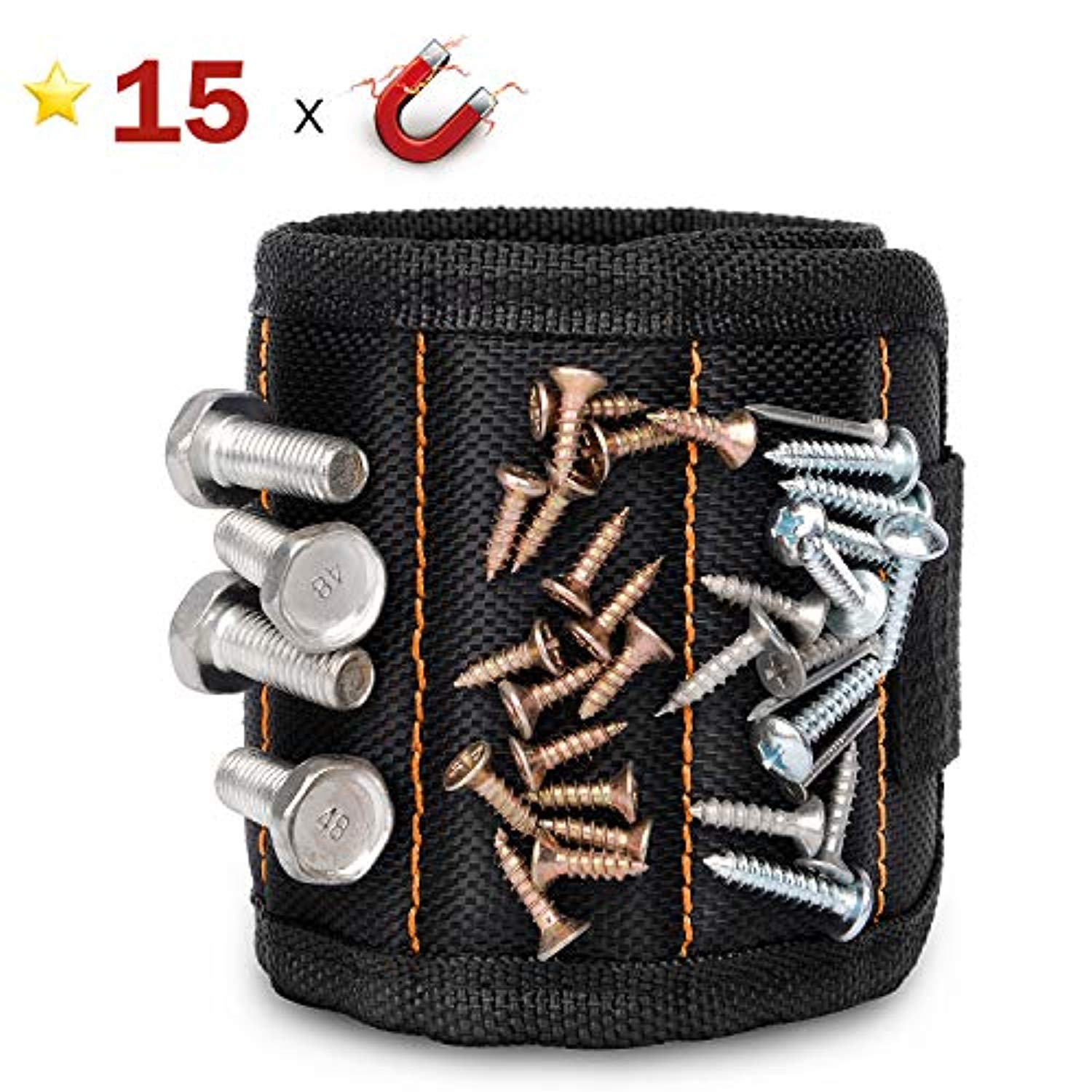 Wristband Screws Nails Drill Bits Holding Tool