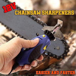 LuckyLife 12V Chainsaw Sharpener