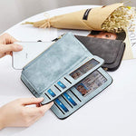 Retro Glamorous Multiple Slots Wallets