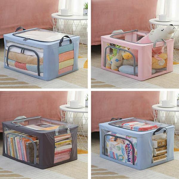 Ransparent Folding Storage Box