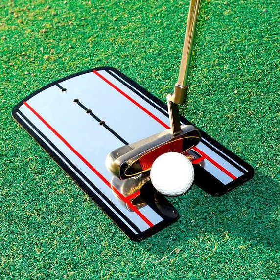 🔥Hot Sale🔥 Perfect Putt Golf Alignment Training Mirror