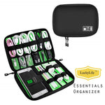 LuckyLife Essentials Organizer