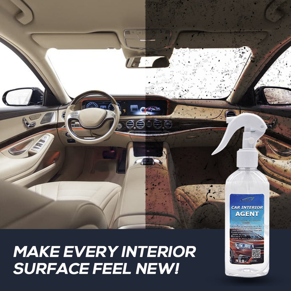 LuckyLife Multi-functional Car Interior Cleaning Agent