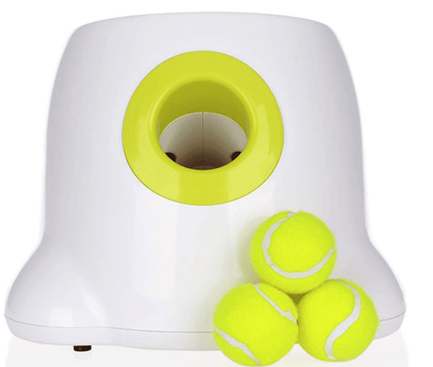 Tennis Launcher Extreme (Automatic Ball Launcher for Pets)