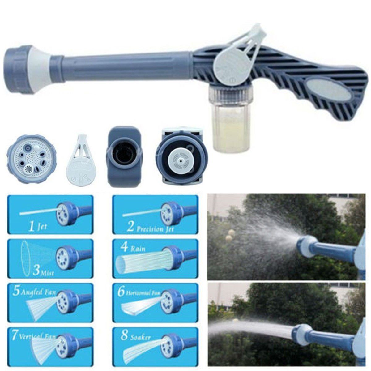 Z Jet Water Cannon Hydro Jet High Pressure Power Washer