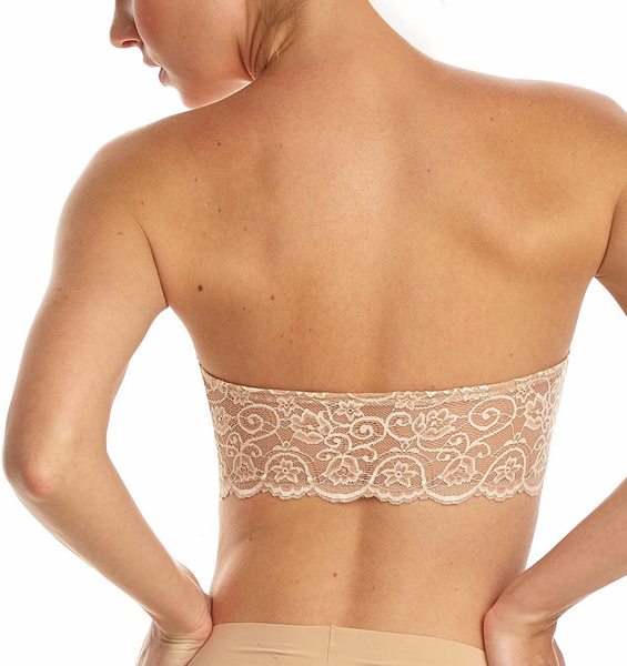 Double Take Bandeau - Ivory