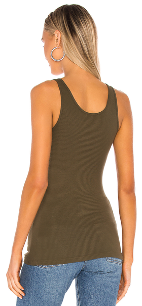Ribbed Daily Tank - Sergeant
