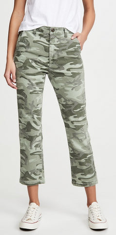 Easy Trouser Surplus Camo