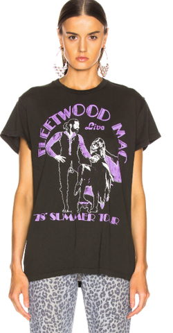 Fleetwood Mac Tour 78 Black