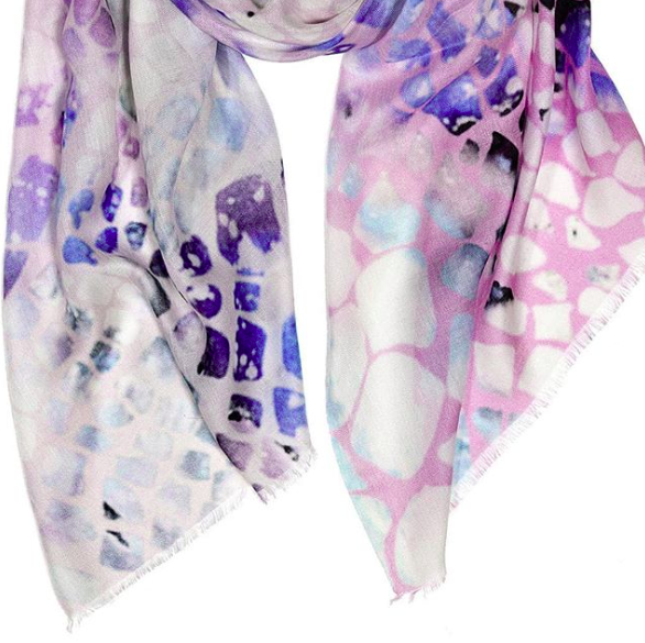 Modal/Silk Scarf - If Then
