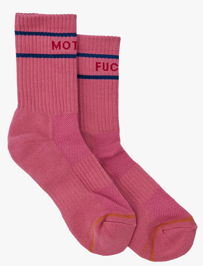 Baby Steps MF Socks Mauve/Deep