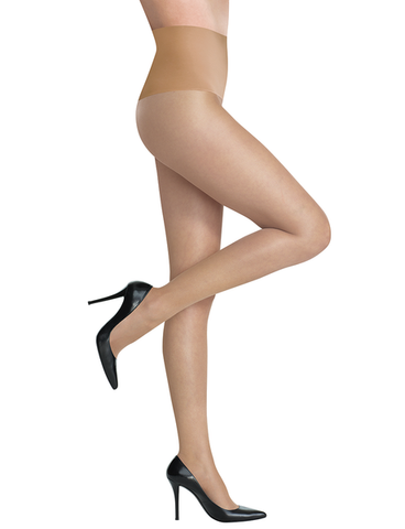 Keeper Sheer Tights - Med Nude