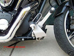 "Yamaha Raider 5"" Forward Control Extension Kit"