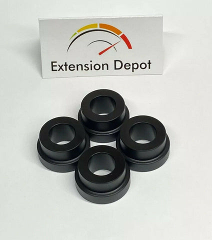 DELRIN Polaris Fox Shock Bushing Indy Ultra Storm XCR EPISB206 5431727 4 Pieces