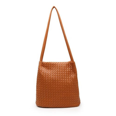 Medium size non leather shoulder bag