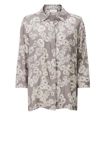 Adini Colleen shirt in mink