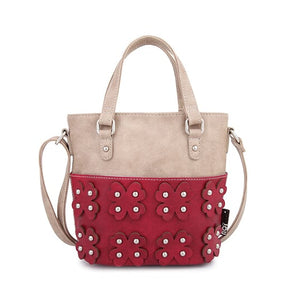Noi Noi Clover Bag Cherry