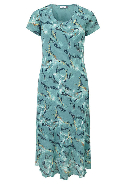 Adini Sirocco print river dress