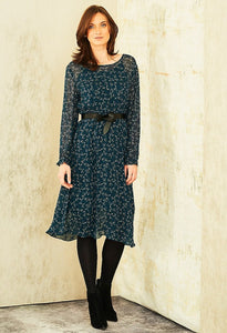 Adini UK Sandi Dress Lumiere Teal