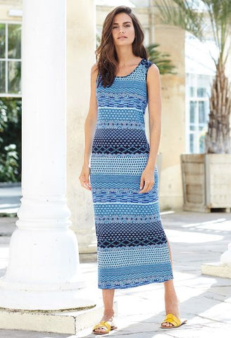 Adini Vera summer maxi dress