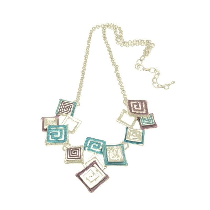 Miss Milly Labyrinth necklace
