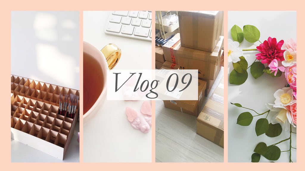 VLOG 09 // Voorbereidingen Creative Life & Life | VLOG 09 // Preparations for the Creative Life & Life
