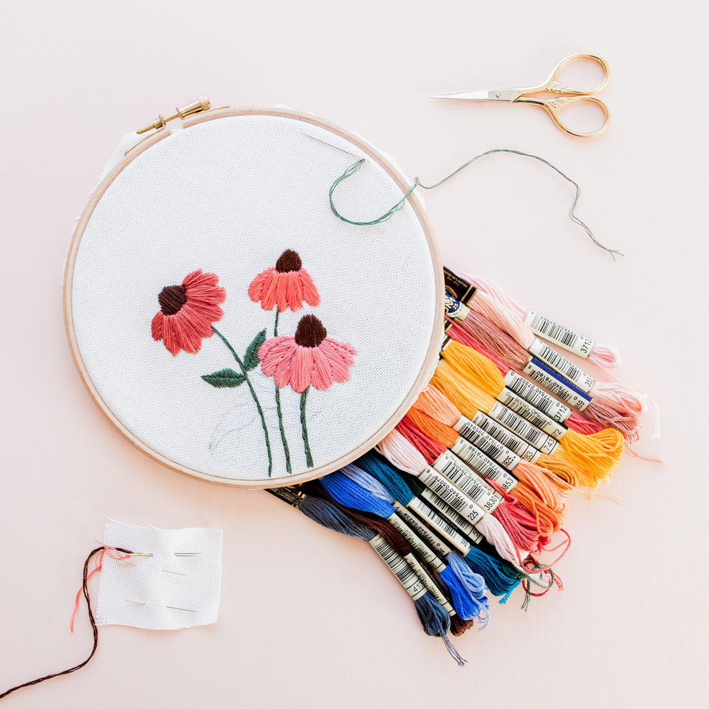 Hoe kan je borduren? | How to embroider?