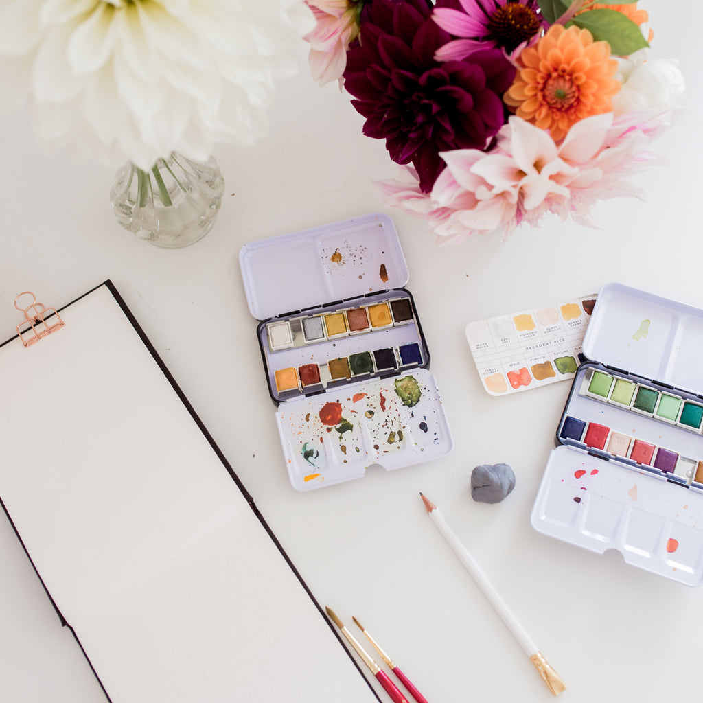 Watercolor Confections Prima Review | Review of the Prima Watercolor Confections
