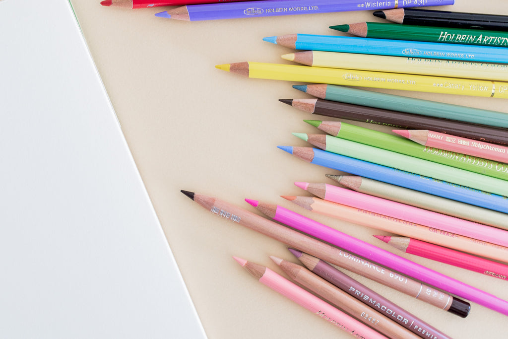 ALLES OVER // (professionele) kleurpotloden! | ALL ABOUT // (professional) colored pencils!