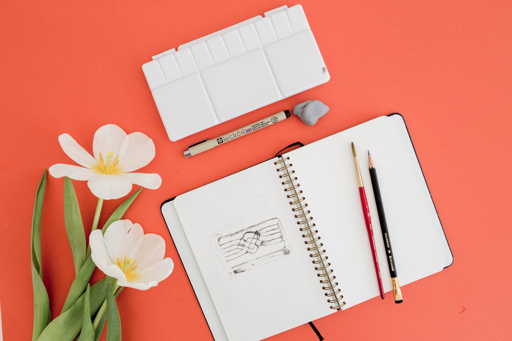 Beginnen met Illustreren, hoe doe je dat? | How to start with illustrating?