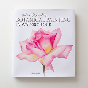 'Botanical Painting in Watercolor' by Billy Howells