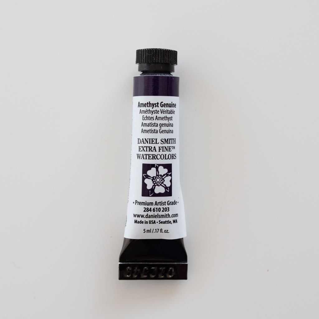 Daniel Smith Extra Fine Watercolors 5ml Amethyst Genuine ☼ 4