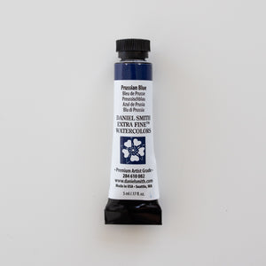 Daniel Smith Extra Fine Watercolors 5ml Prussian Blue 1