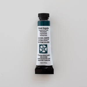 Daniel Smith Extra Fine Watercolors 5ml Phthalo Turquoise 1