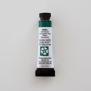 Daniel Smith Extra Fine Watercolors 5ml Viridian 2