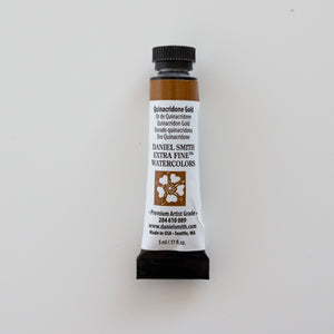 Daniel Smith Extra Fine Watercolors 5ml Quinacridone Gold 2