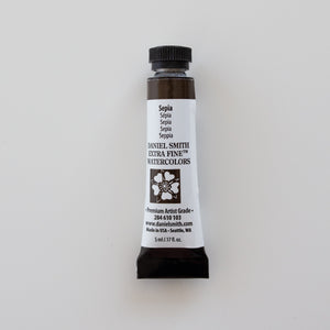 Daniel Smith Extra Fine Watercolors 5ml Sepia 1