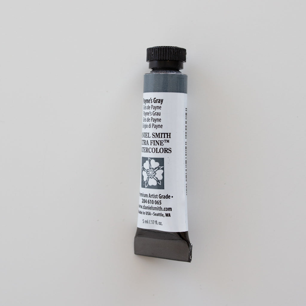 Daniel Smith Extra Fine Watercolors 5ml Payne's Gray 1