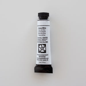 Daniel Smith Extra Fine Watercolors 5ml Chinese White 1