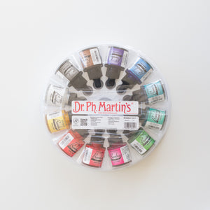 Bombay Inkt Dr Ph Martins set 1 | Bombay Ink Dr. Ph. Martin's Set 1