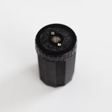 DUX puntenslijper zwart | DUX pencil sharpener black