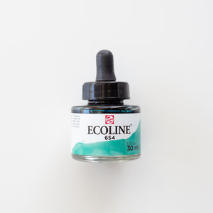 Ecoline 654 Fir Green 30ml